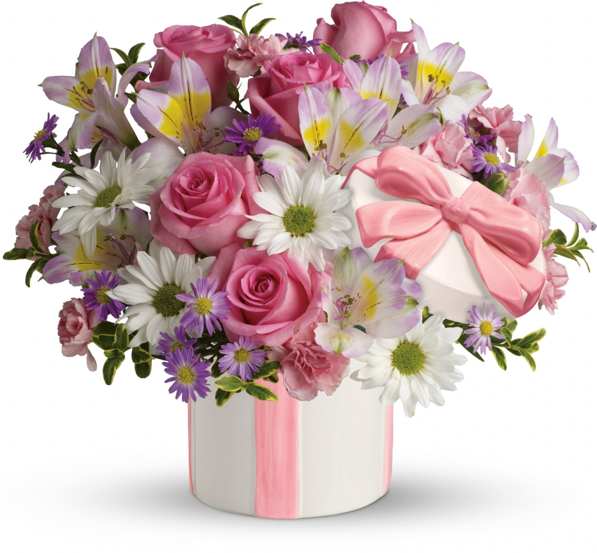 Teleflora's Spring in Bloom Bouquet Flowers bouquet gift