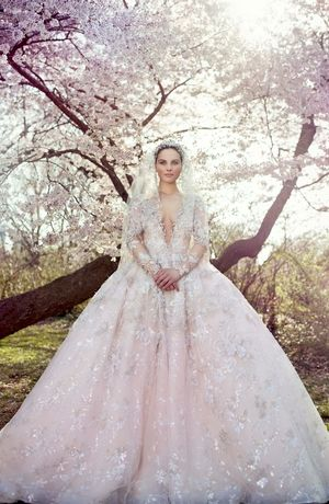 View Our Ysa Makino Bridal Gowns And Wedding Dresses Featuring Luxurious Fabric Lace With Exquisite Hand Embroidery