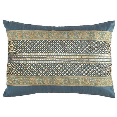 Wondrous Lucien Sari Beaded Oblong Pillow Pier One 25 Pillows Onthecornerstone Fun Painted Chair Ideas Images Onthecornerstoneorg