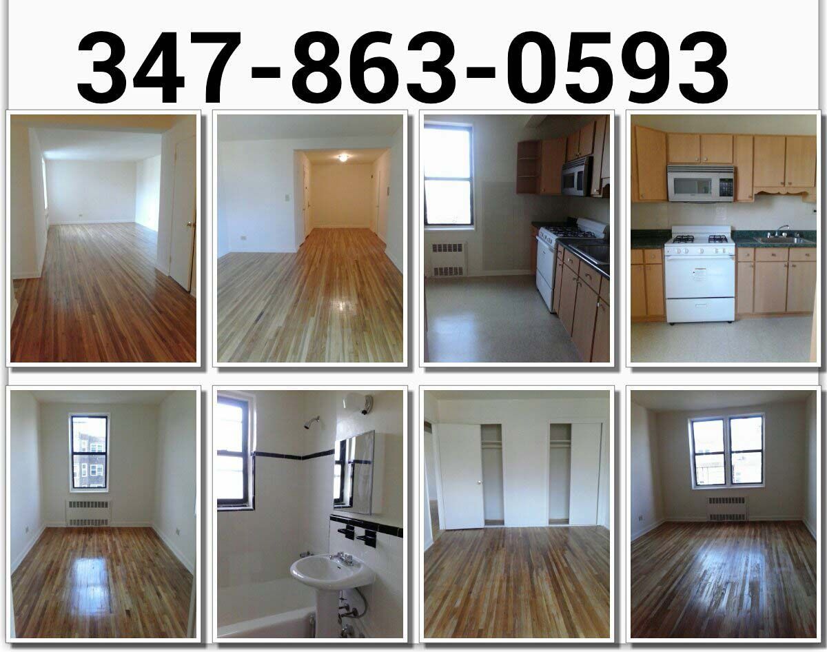 Large 2 Bedroom Apartment For Rent In Jackson Heights Queens For 2300 Rent Includes Heat Water Gas Ele Apartments For Rent 2 Bedroom Apartment Apartment