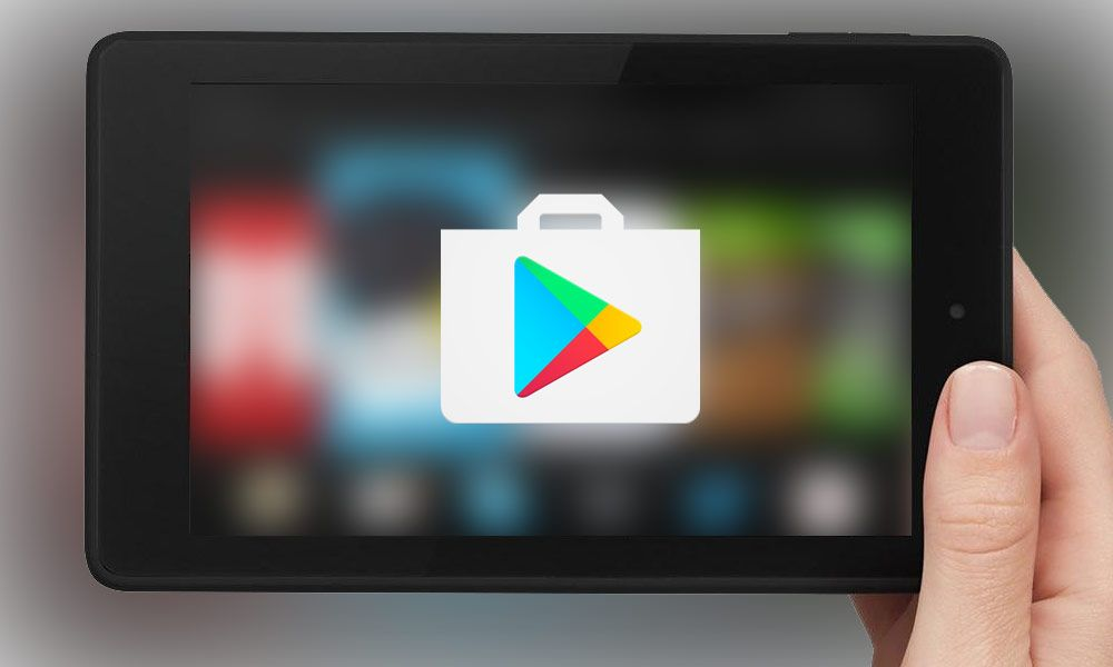 How To Install Google Play Store On Amazon Fire Tablet Or Fire Hd 8 10 Tablet Monumen Google