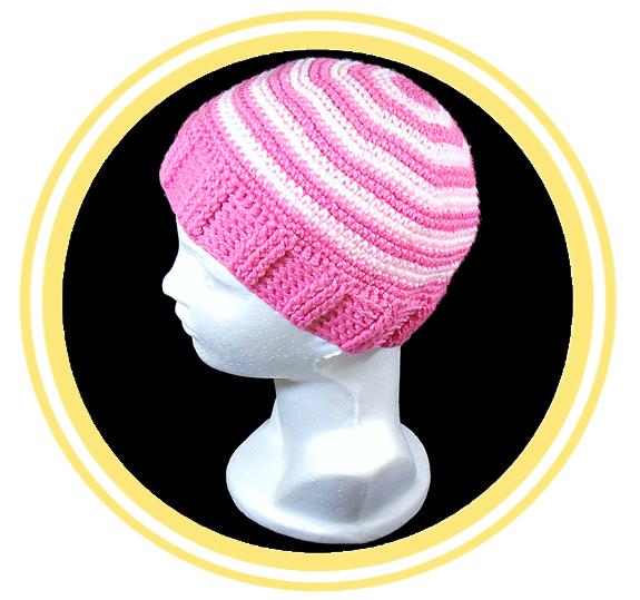 Principios para tejer un Gorro a Crochet | PATRONES VALHALLA ...