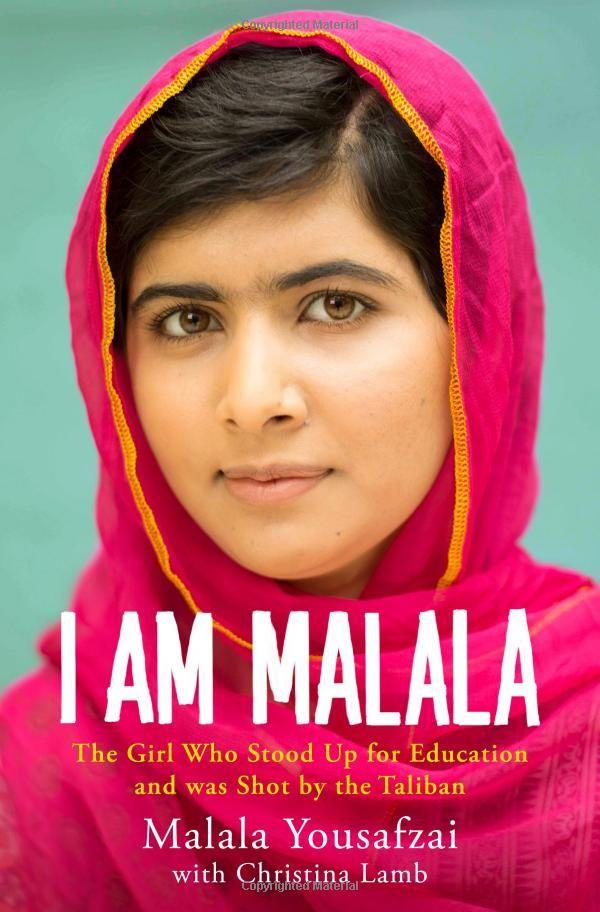 Currently Reading I Am Malala The Girl Who Stood Up For