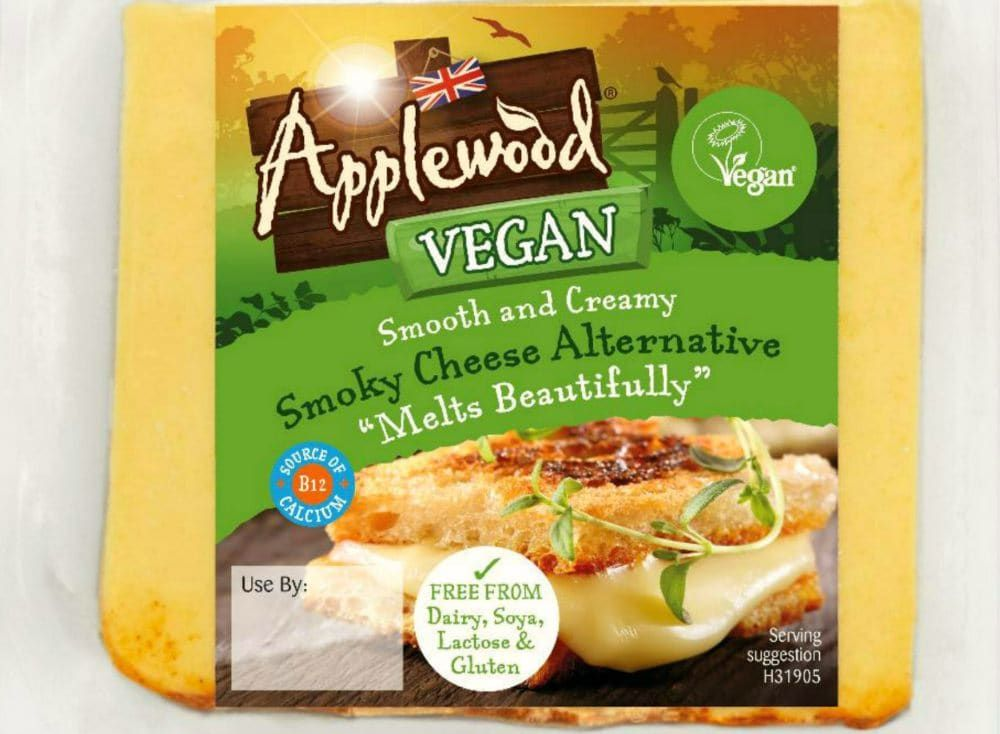 New Vegan Cheese Sells Out In One Day In Stores Across Uk Cheese Alternatives Vegan Vegan Cheese