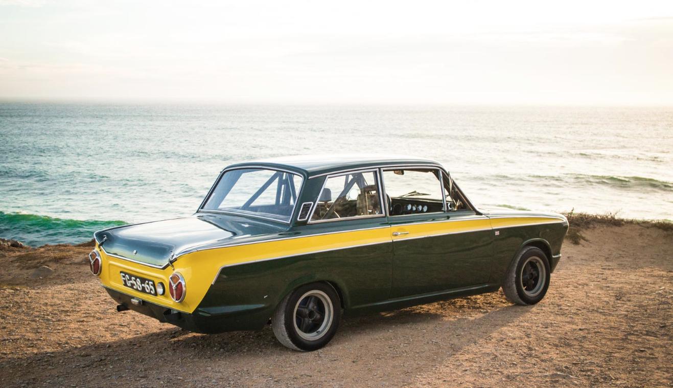 Ford Cortina Gt Mit Bildern Oldtimer Kaufen Oldtimer Ford