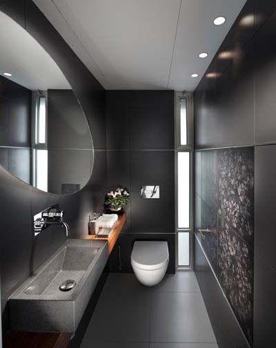 15 hermosos cuartos de baño modernos ¡Inspírate! | kitchen ...