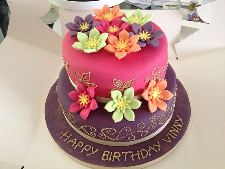 Nice Birthday Cake To India Indian Desserts Adult Party Themes Let