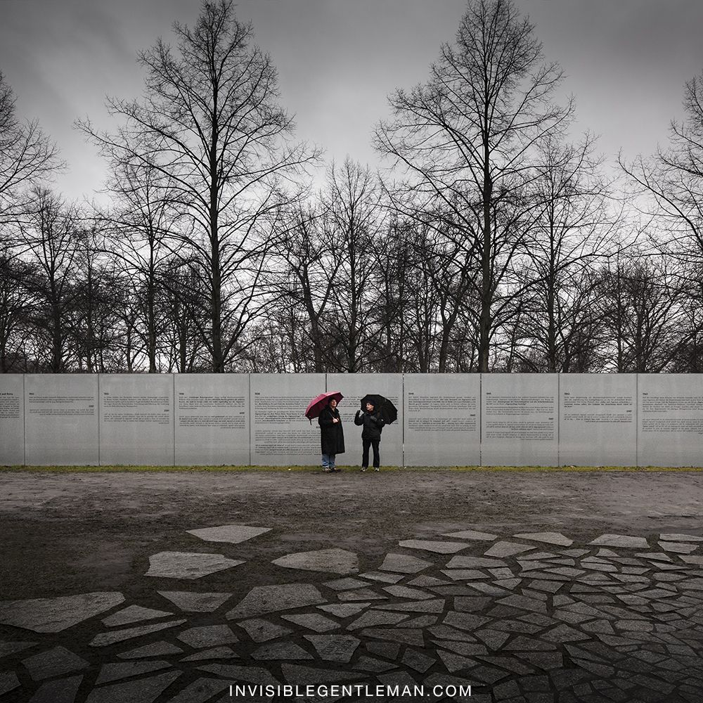 THE SINTI & ROMA MEMORIAL | Dani Karavan | Berlin, Germany