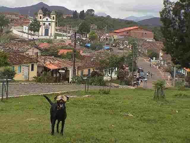 Distrito de Lavras Novas (Ouro Preto, MG) - Brasil