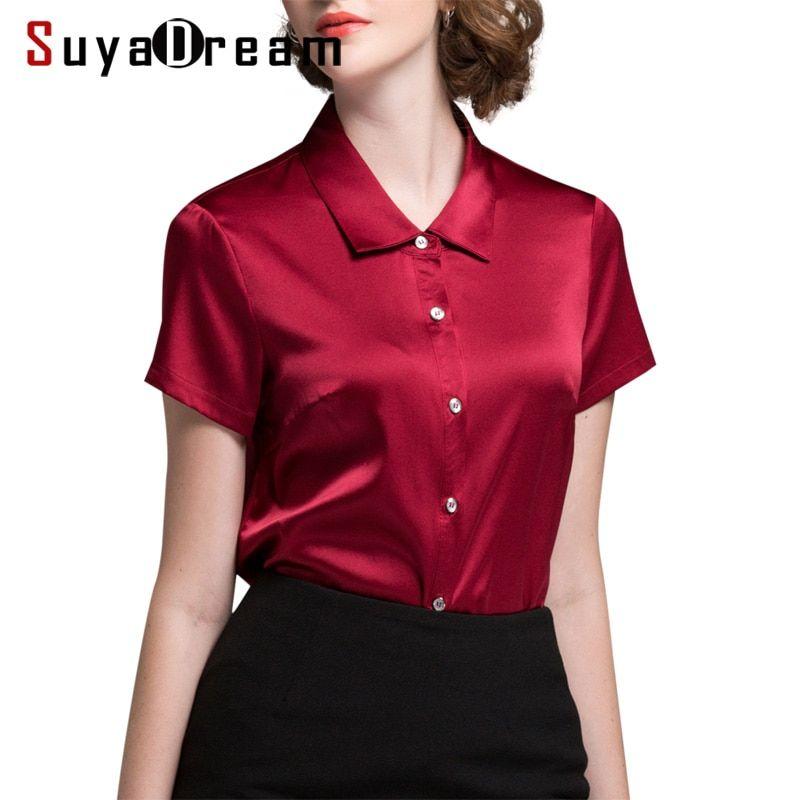 cb6974ac973 ... Women Shirt oleh everyclothes. Button Short sleeved Shirt EL01  shirt   shirtdress  customshirts  shirtdesign shirtstyle