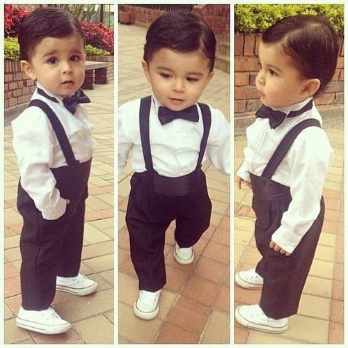 Elegant Baby Clothing