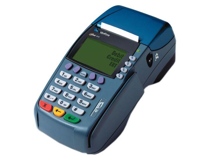 Verifone 3750 Credit Card Terminal Printer Credit Card Machine Credit Card Terminal Magnetic Card Reader