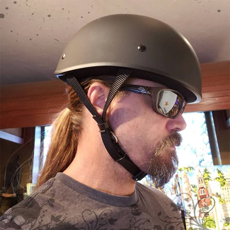 Smallest Lightest And Lowest Profile Dot Motorcycle Helmets By