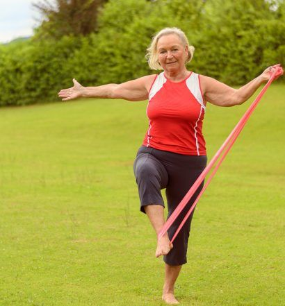 gentle yoga for seniors give your legs a rest part 6/8