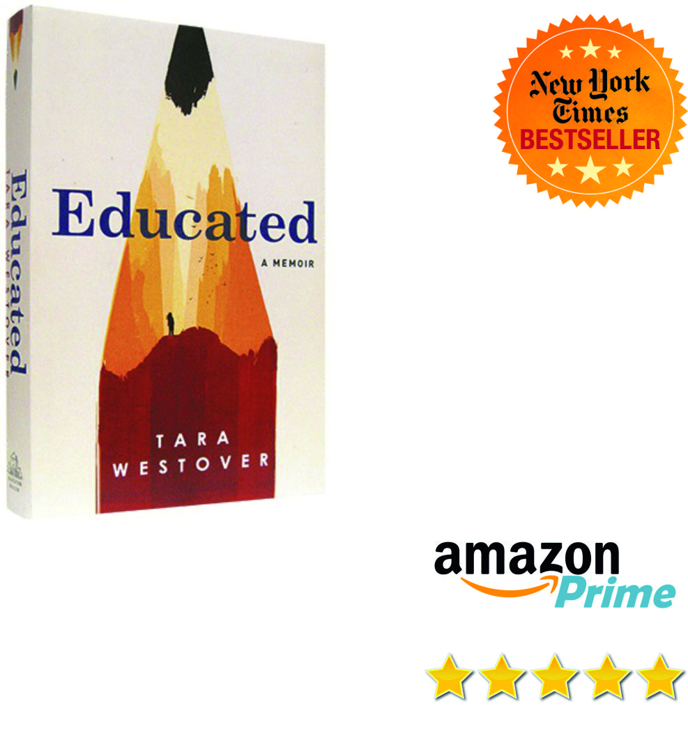 Educated A Memoir Tara Westover Holiday Reading List Memoirs Best Books To Read