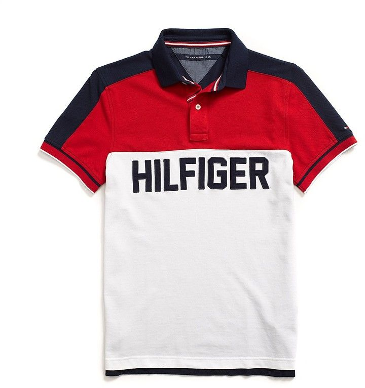 Tommy Hilfiger Boys Essential Regular Polo S//S Shirt