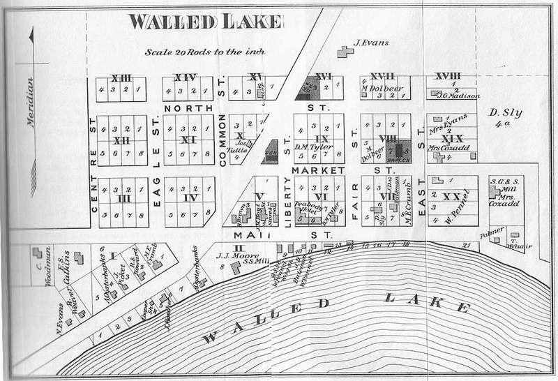 Walled Lake Casino Photos Walled Lake History Walled Lake Lake History