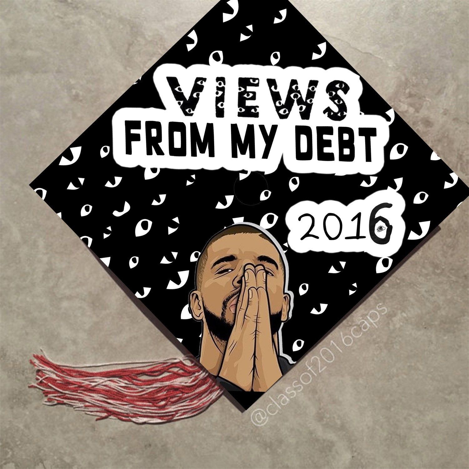 High School Graduation Cap Decoration Ideas For Guys ...