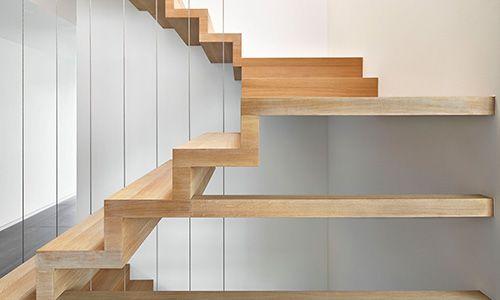 Schreinerei GORGENECK PLZ 54294 Trier Exklusive Faltwerktreppe - exklusives treppen design