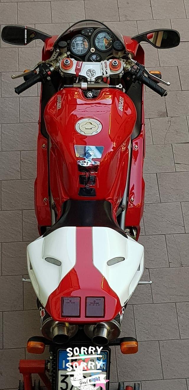 Pin By Jocky Cachado On Ducati Planet Red Ducati 916 Ducati Sport Classic Ducati 748