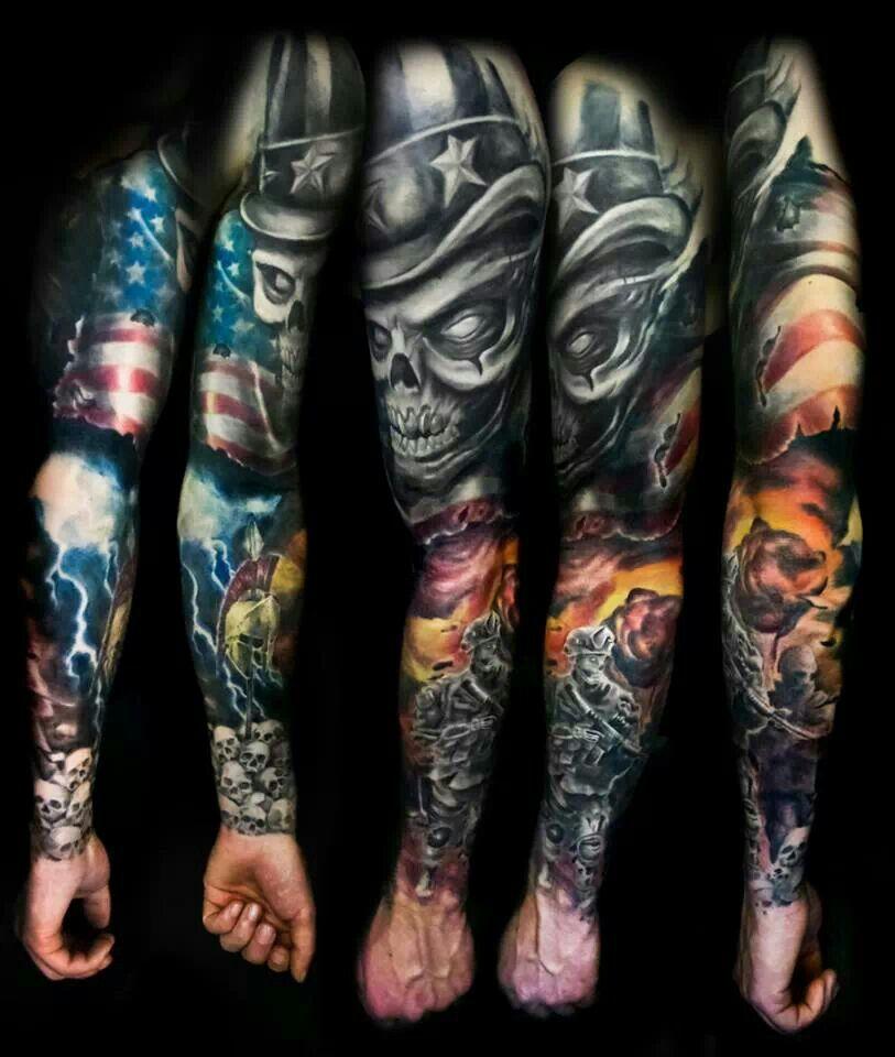 232dbc21f Army tattoo | Tattoos | Tattoos, Sleeve tattoos, Military tattoos