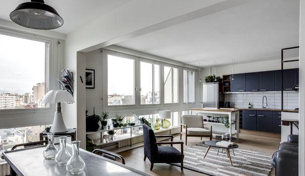 De l\u0027aménagement à la décoration, Alexandra Teboul, architecte d