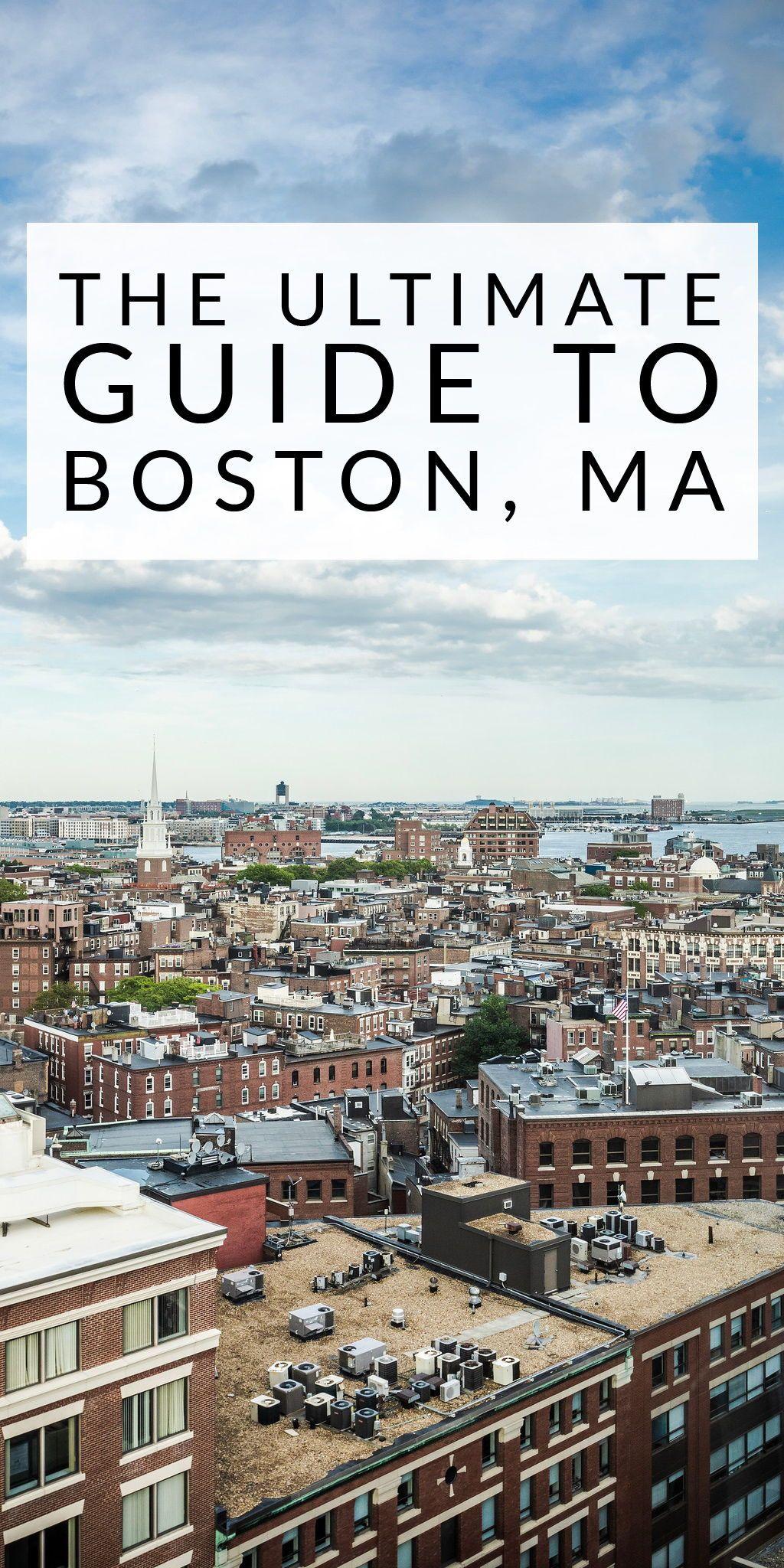 Boston Travel Guide Things To Do Where To Eat Boston Travel
