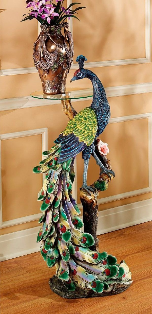 Lovely 52 Captivating Peacock Home Decor Accessories