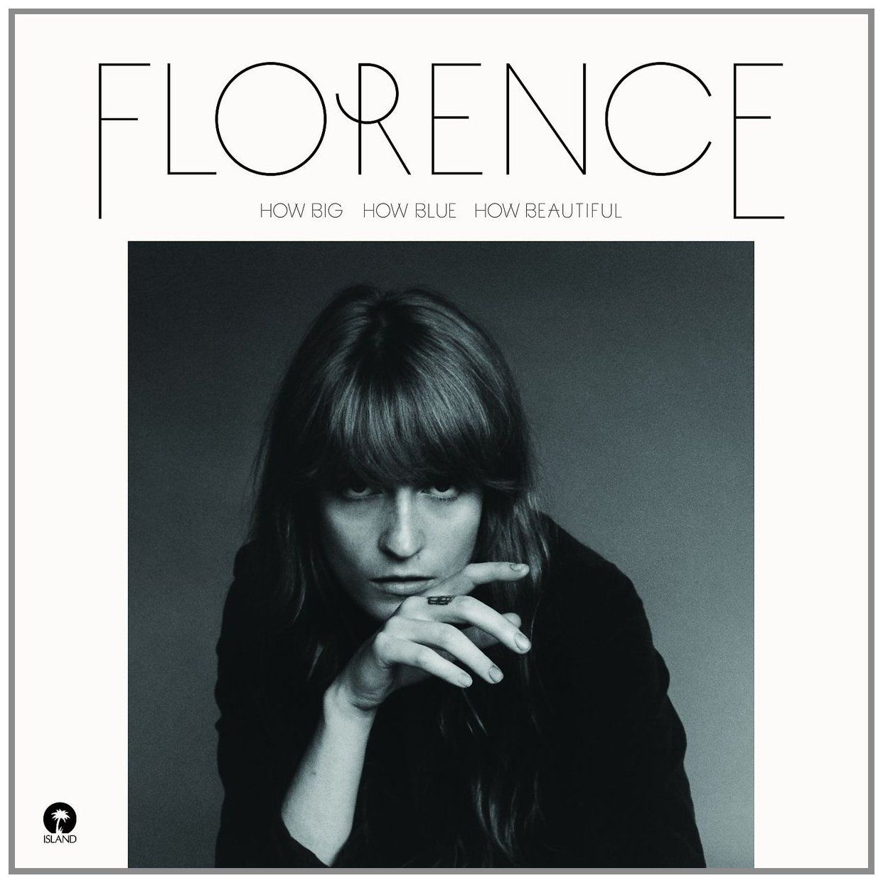 How Big, How Blue, How Beautiful (2LP) [Vinyl LP] - FlorenceThe Machine