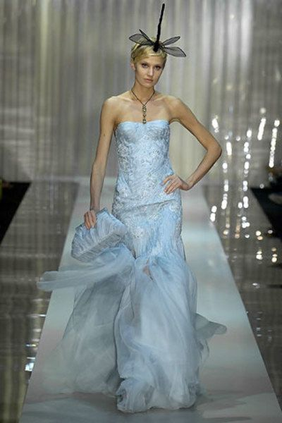 Armani Privé Fall 2006 Couture Fashion Show   Couture collection ...