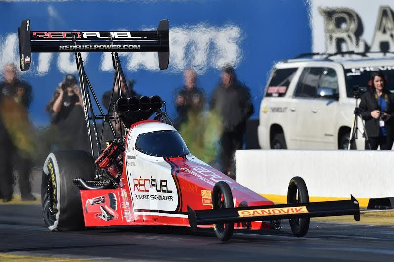 Motor'n | JEGS.com driver Troy Coughlin Jr. earns NHRA Top Fuel license