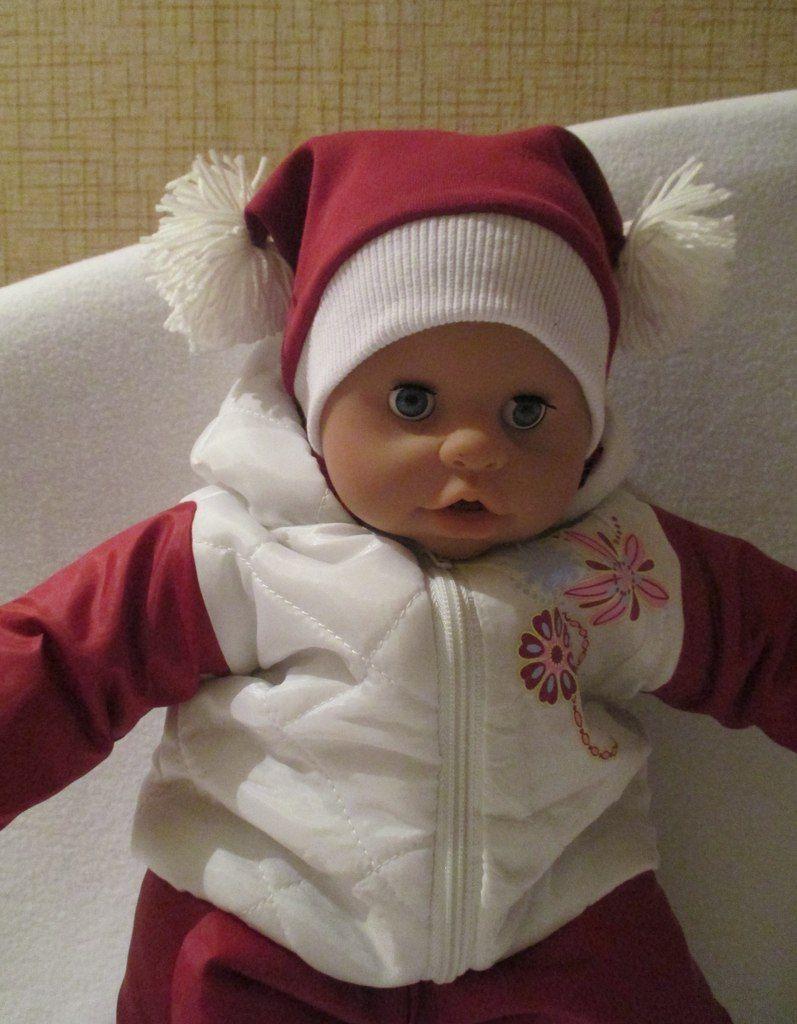 одежда для кукол беби борн.(беби бон).Анабель.