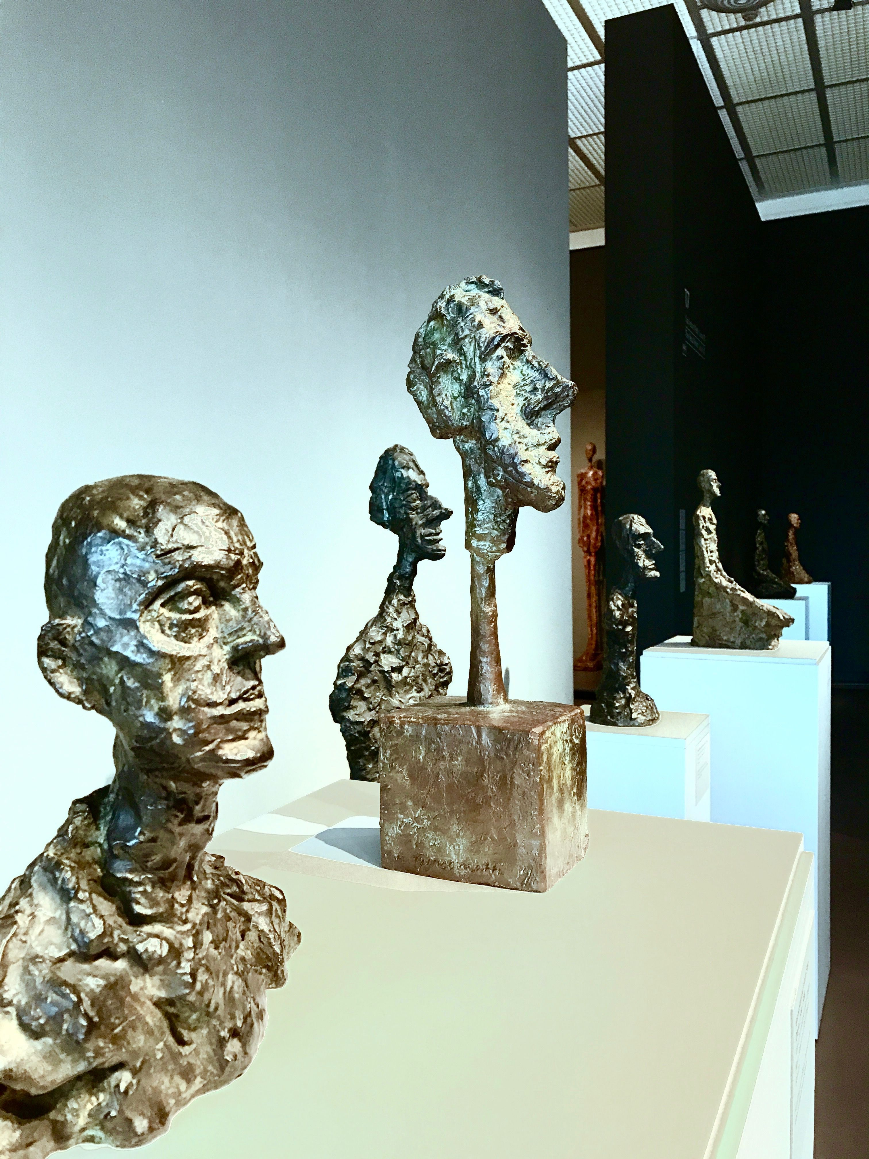 Alberto Giacometti Beyond Bronze At The Kunst Museum Zurich Great Exhibition Of The Swiss Artist Giacometti Live Is Unparalleled For The Exploration Of Th