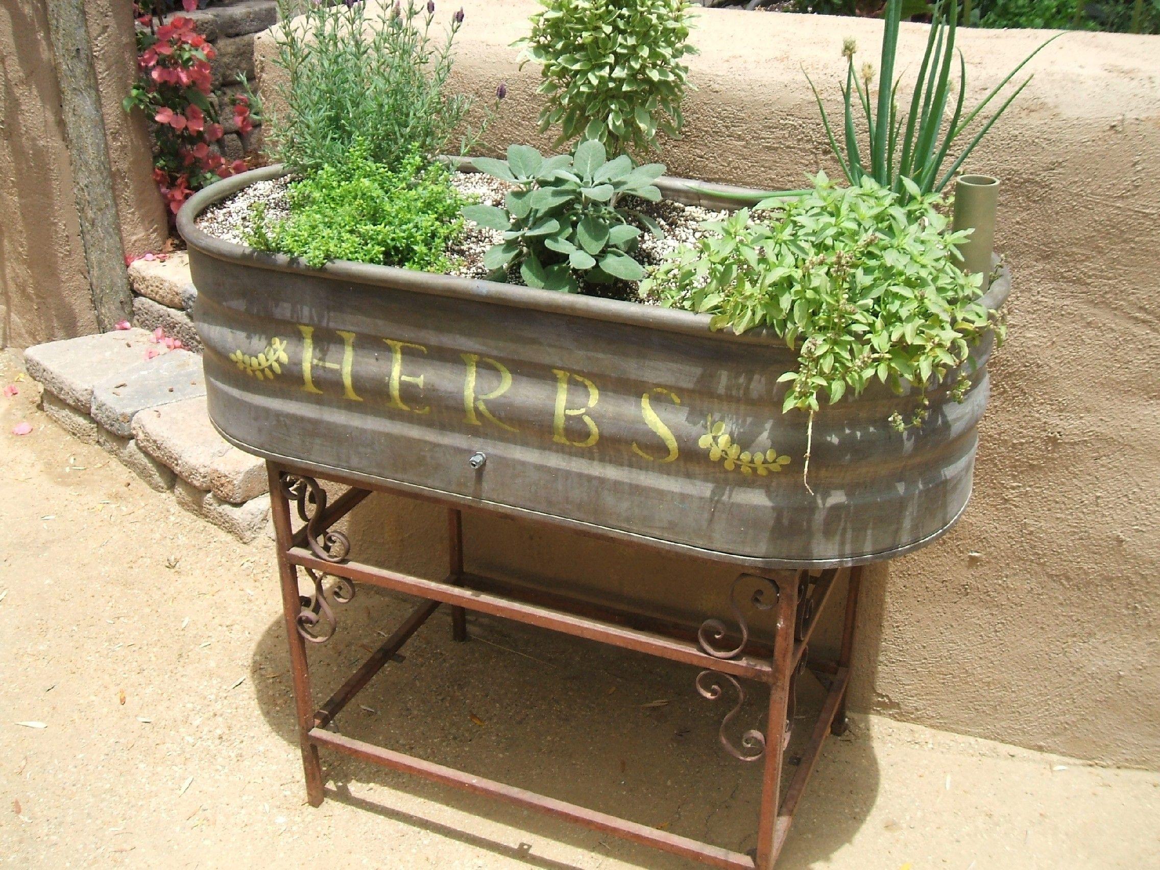 10 Patio Herb Garden Ideas Most Brilliant And Attractive Home