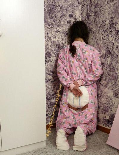 spanks Ageplay spanking spank diaper spanked