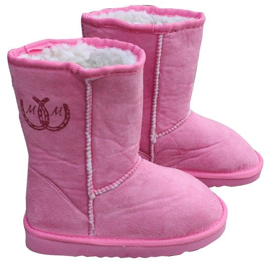 ugg boots in pink for little ones! so cute