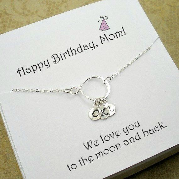 Personalized Mom Birthday Gift