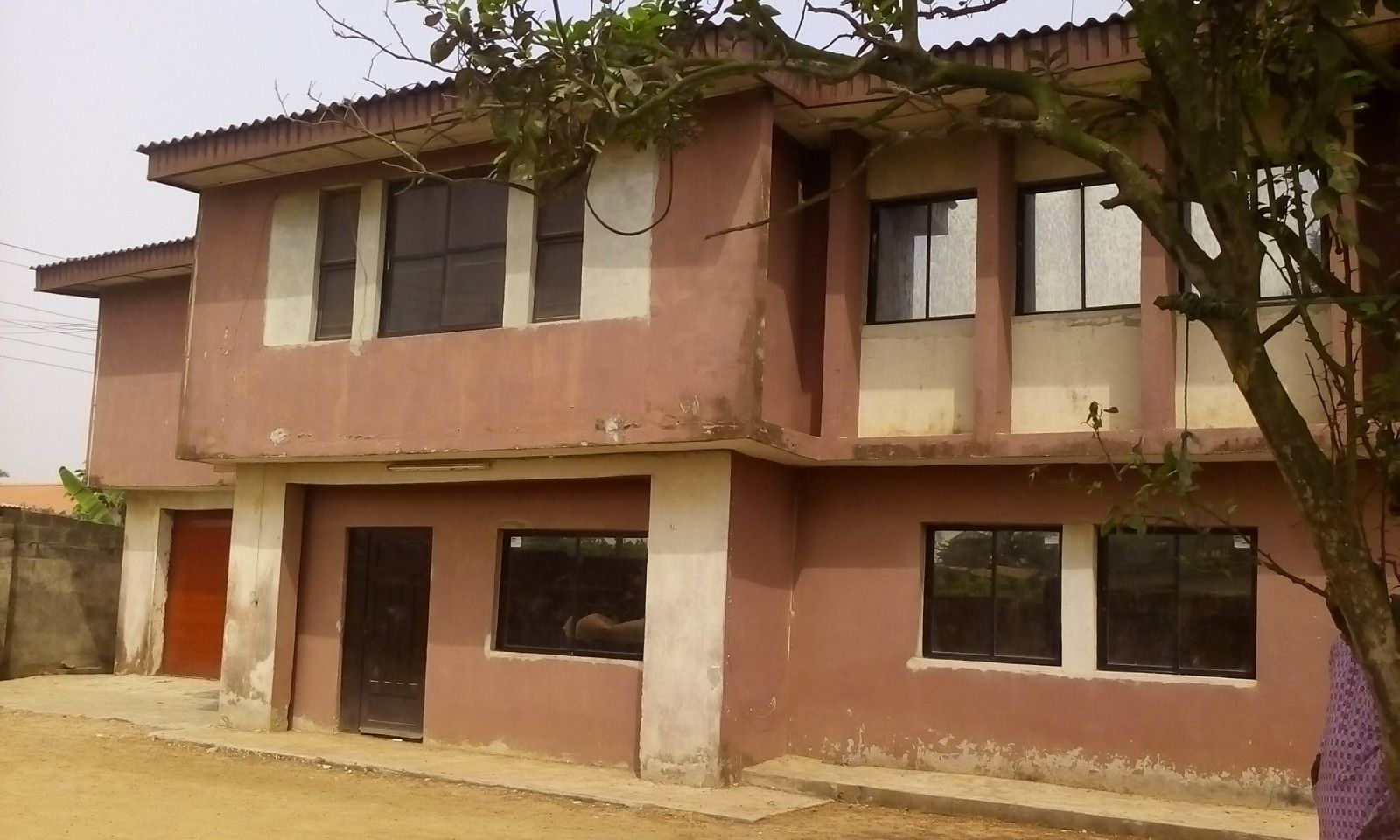 Zweifamilienhaus corporation housing water corporation 6 bedroom bedroom duplex property duplex ogun state ogun nigeria house forsale