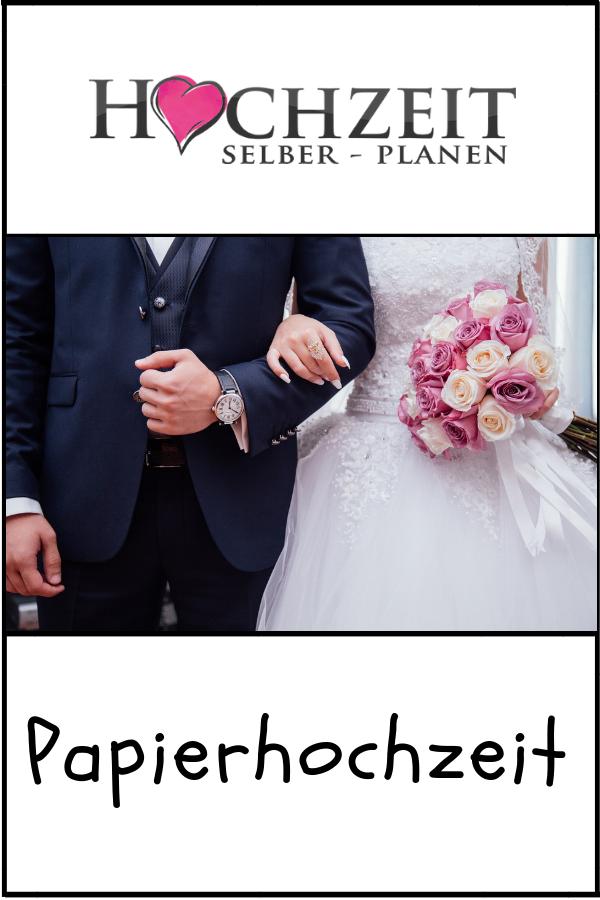 Papierhochzeit Hochzeit Hochzeitsfeier Hochzeitstag