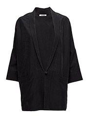 TOMMI Kimono jacket - 99 BLACK