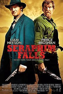 Seraphim Falls Theatrical Release Poster Directed By David Von
