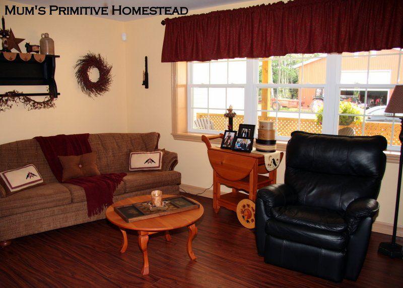 Primitive Decor Living Room Home Decor Pinterest