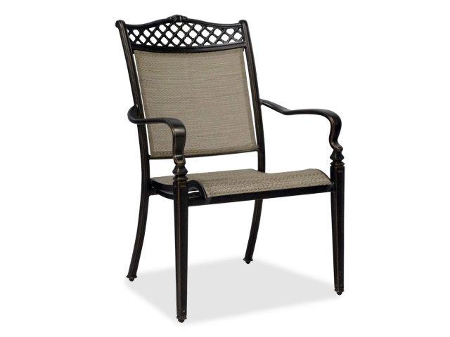 Cordoba Sling Aluminum Patio Furniture Outdoor Patio Furniture