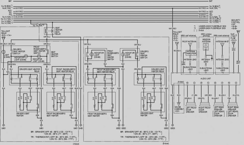 10 1991 Honda Civic Electrical Wiring Diagram Wiring Diagram Wiringg Net Honda Civic Honda Civic Dx Civic