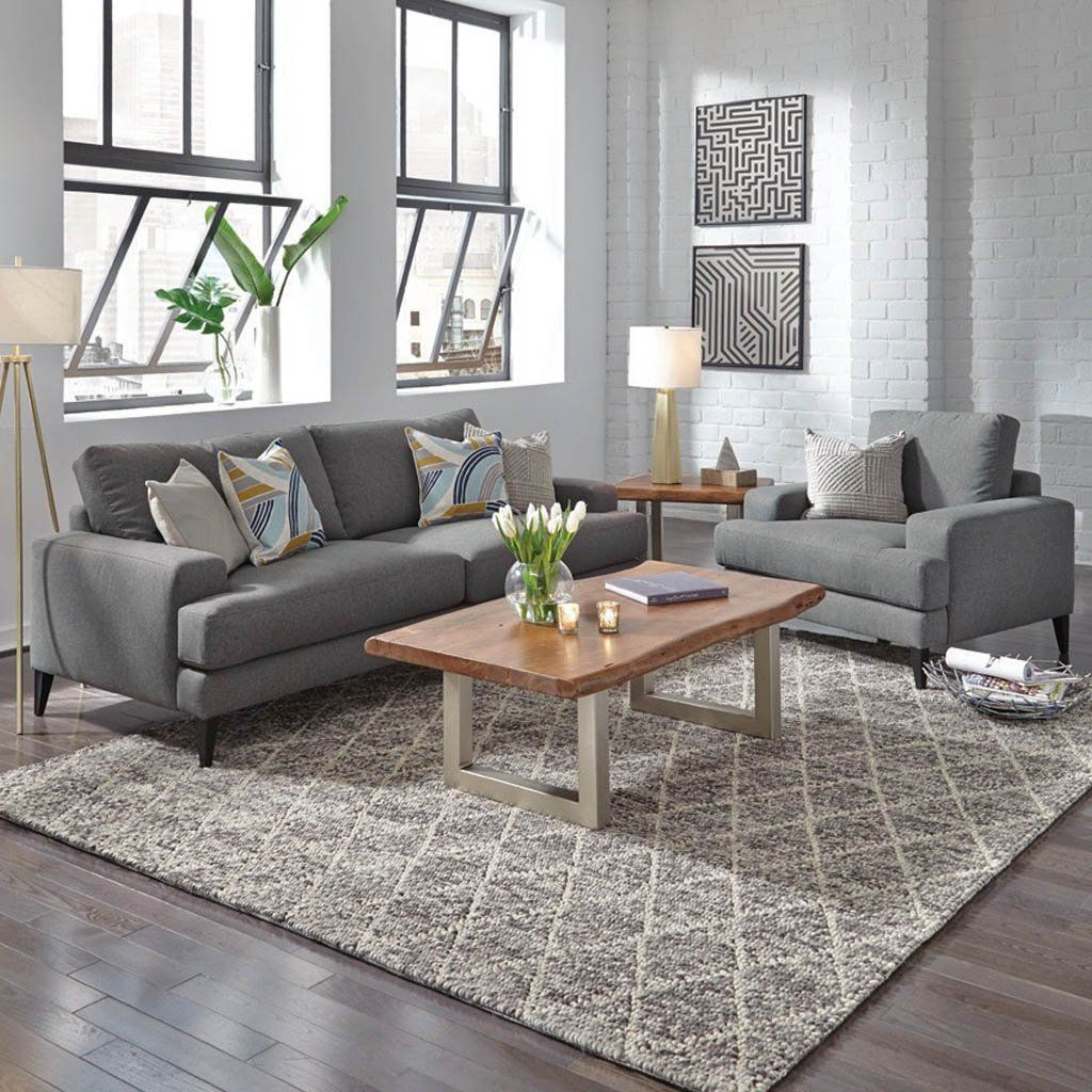 Manhattan Club Chair - Dark Gray  Living room grey, Couches