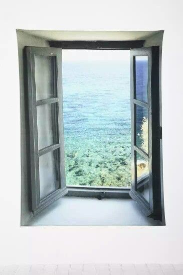 Ocean View tapestry -if you can't live where there is an ocean view....bring it to you.