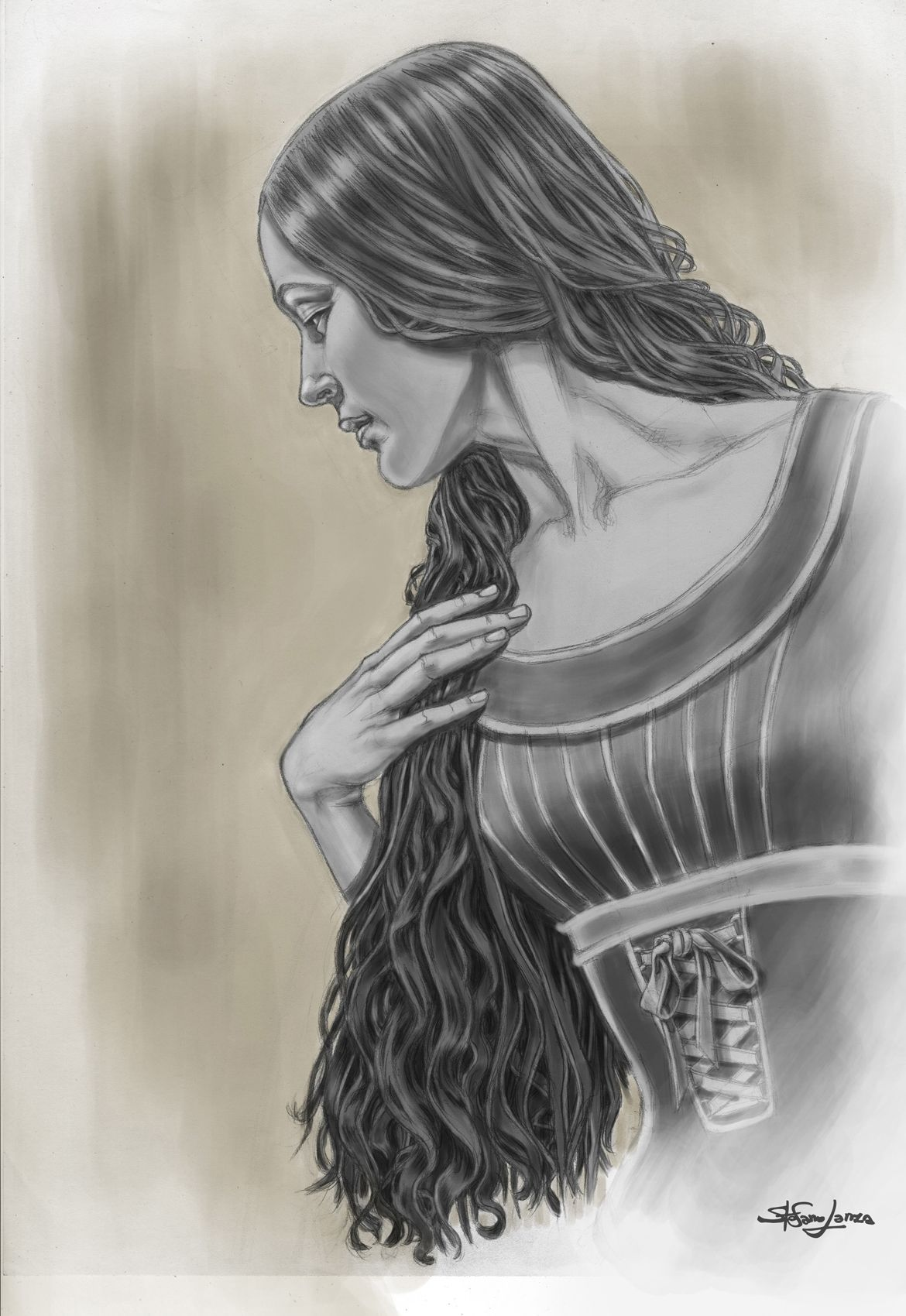 head #anatomy #draw #drawing #hair #illustration | Head | Pinterest ...