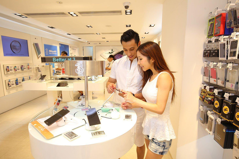 3 Hong Kong offers free 5GB data SIM cards | http://goo.gl/C5gGZW