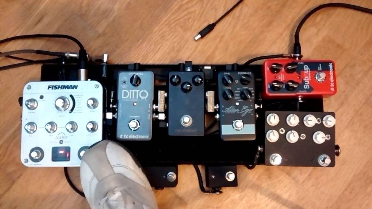 Pedalboard Feature Chris Wrate Strymon Guitar Pedals Pedalboard Guitar Pedal Boards