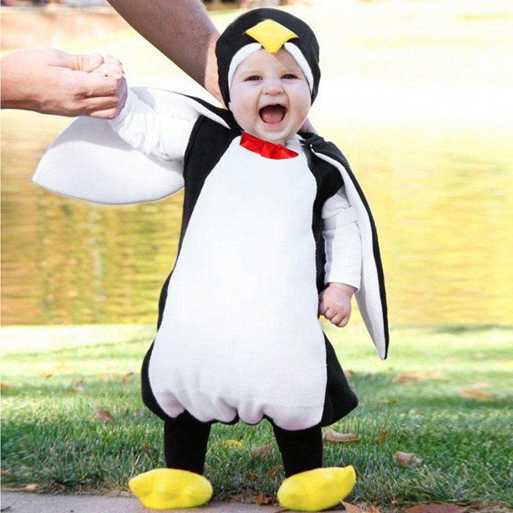 f94263af97bc MUQGEW Newborn Cartoon Clothes Set 3PCs Baby Boy Girl Cosplay ...